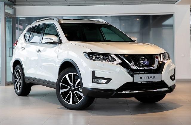 Nissan X-Trail 2020.