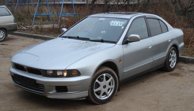 Mitsubishi Galant 1997.