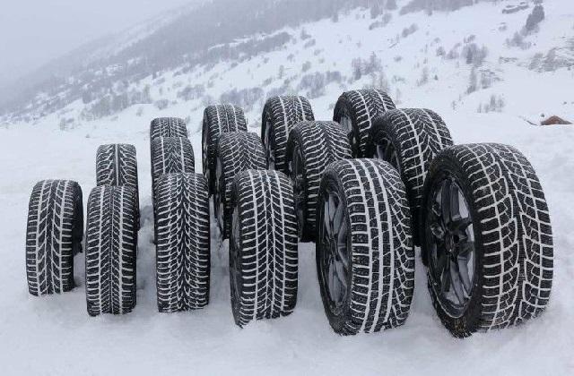 Как правильно выбирать зимние шины?