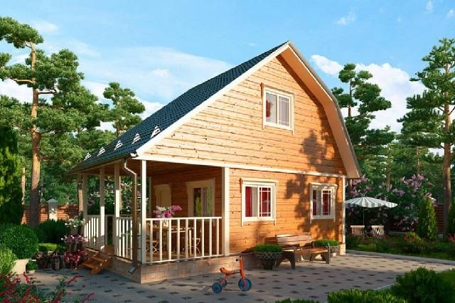 Готовая дача или строительство дачного дома, как выбрать?